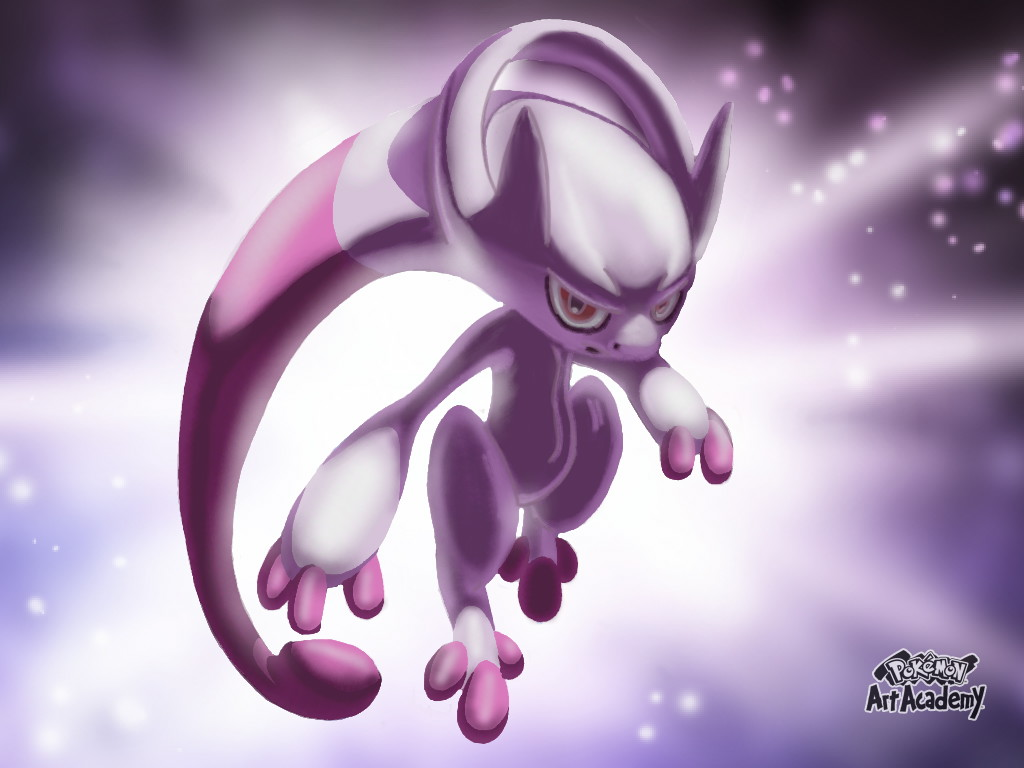 how to find mewtwo pokemon y