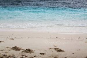 Rain On The Beach by damaskangel