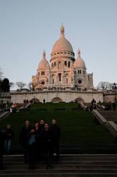 Montmartre je t'aime