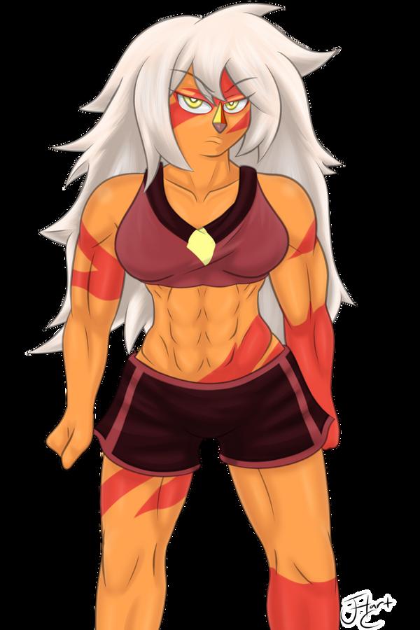 Jasper by pychosamuraiJoe