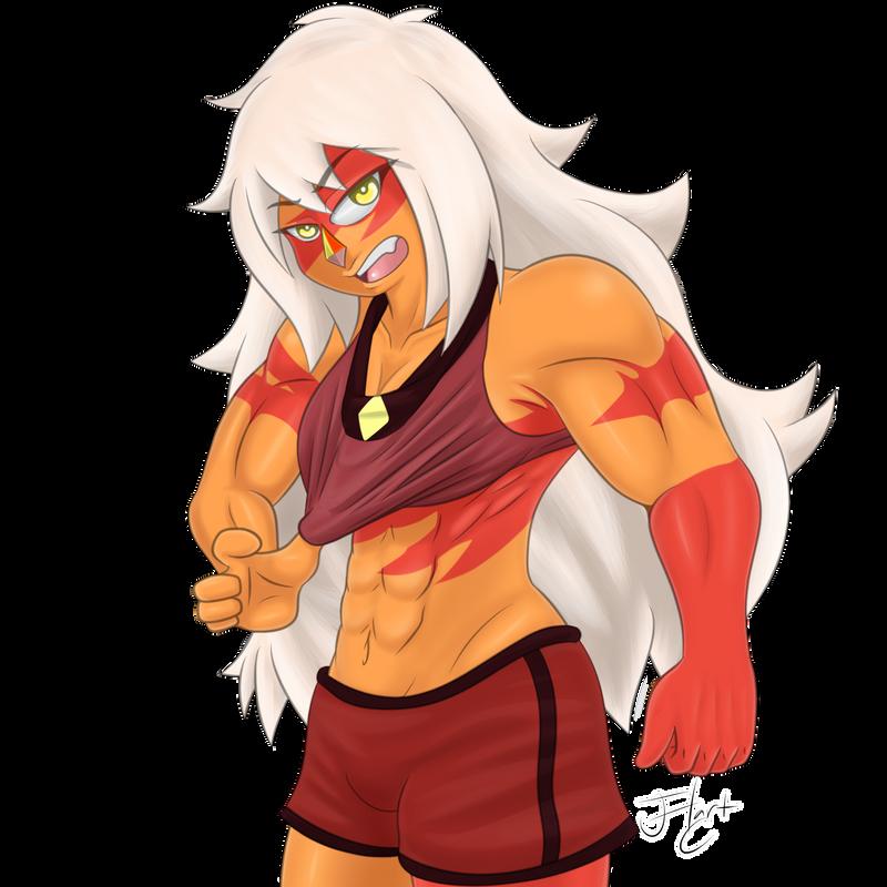 Jasper Workout by pychosamuraiJoe