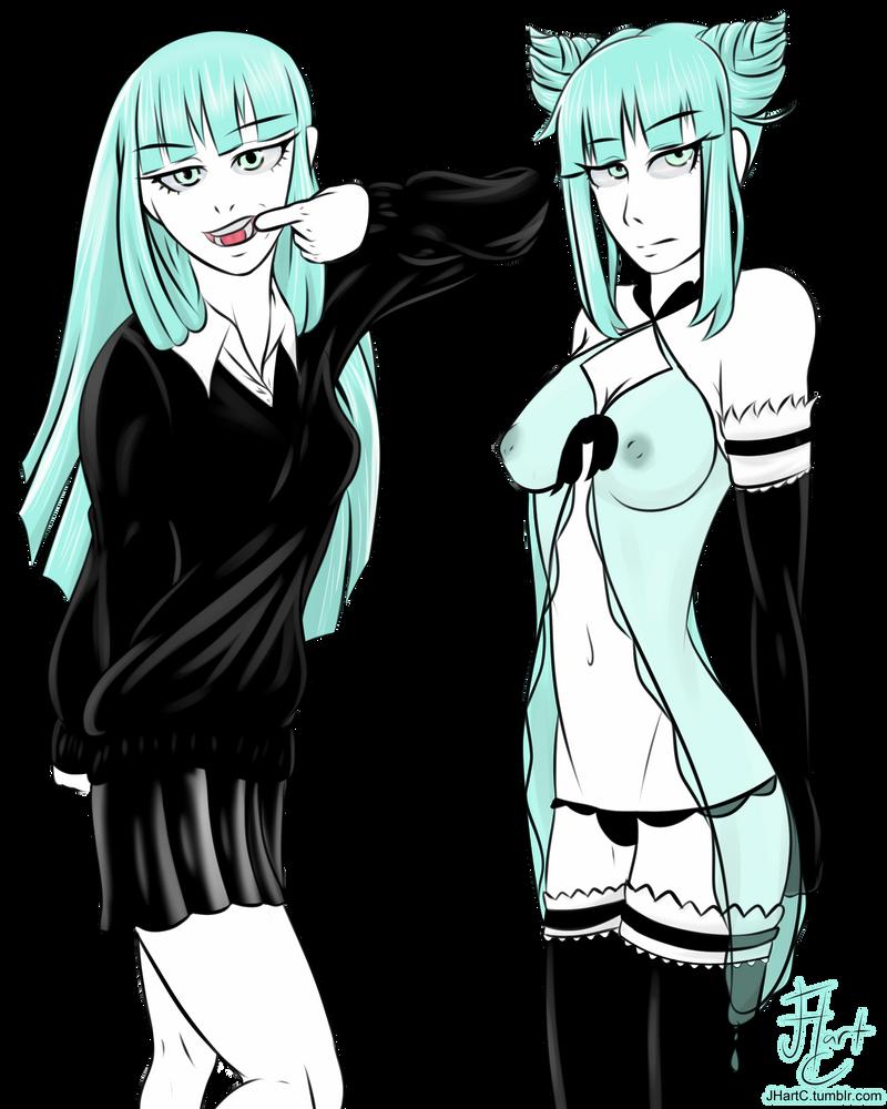 daoko girl alt. by pychosamuraiJoe