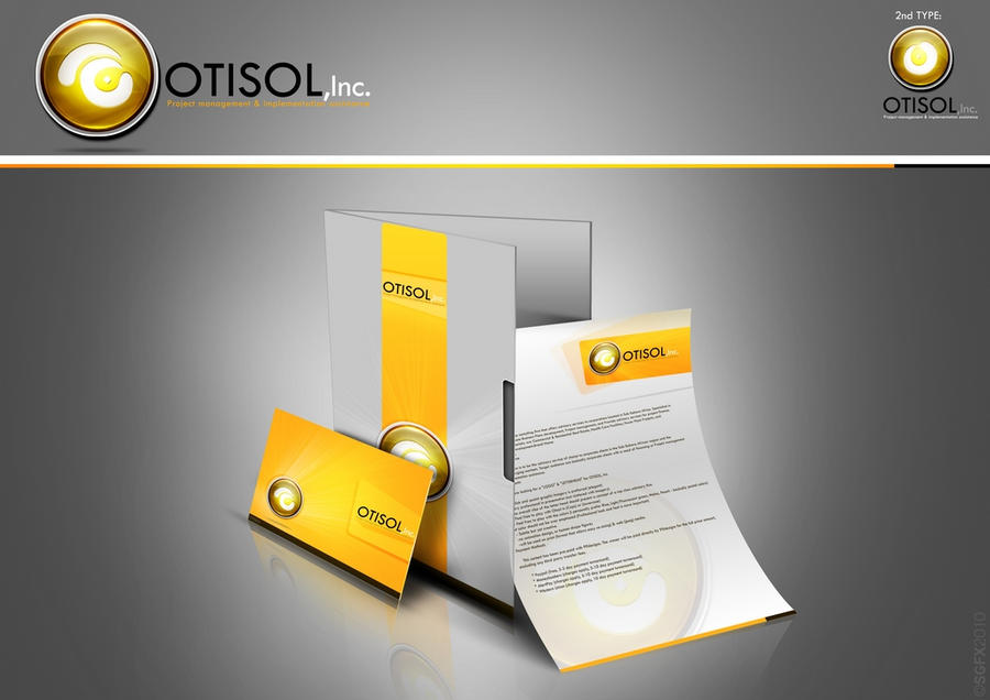 OTISOL, Inc Logo by PUReeYEZ