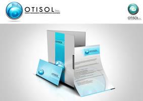 OTISOL, Inc Logo v2 by PUReeYEZ