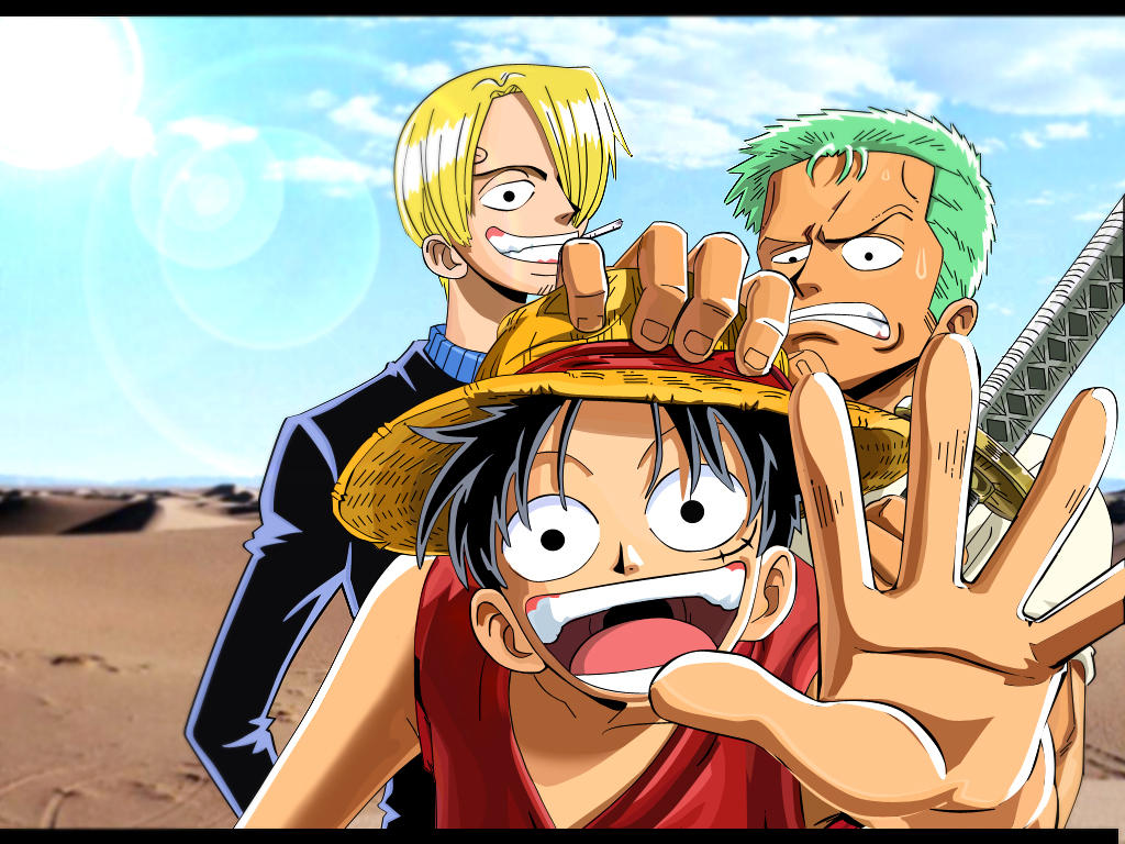 One Piece Vector by carmona