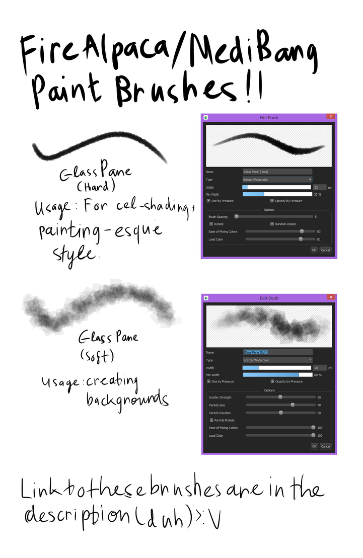Medibang Paint Custom Brushes Related Keywords & Suggestions