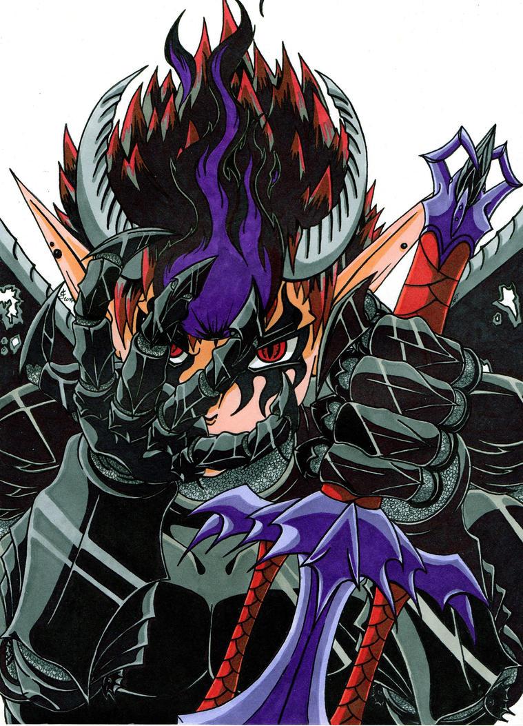 ~Wrath of Dark~ by Razmakai