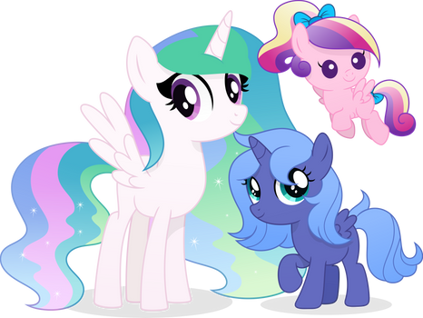 Filly Princesses