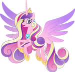 Princess Cadance #5 by inaactive