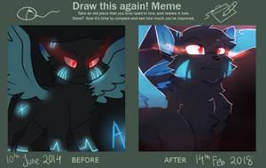 Redraw meme 10 by NixenSiBrat