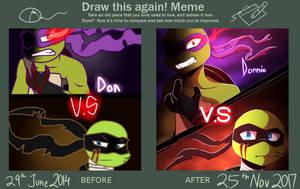 Redraw meme 9 by NixenSiBrat