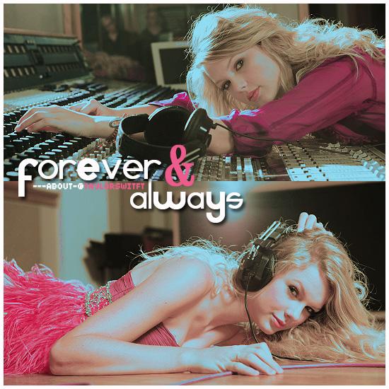 forever and always by Thinkingofyouu