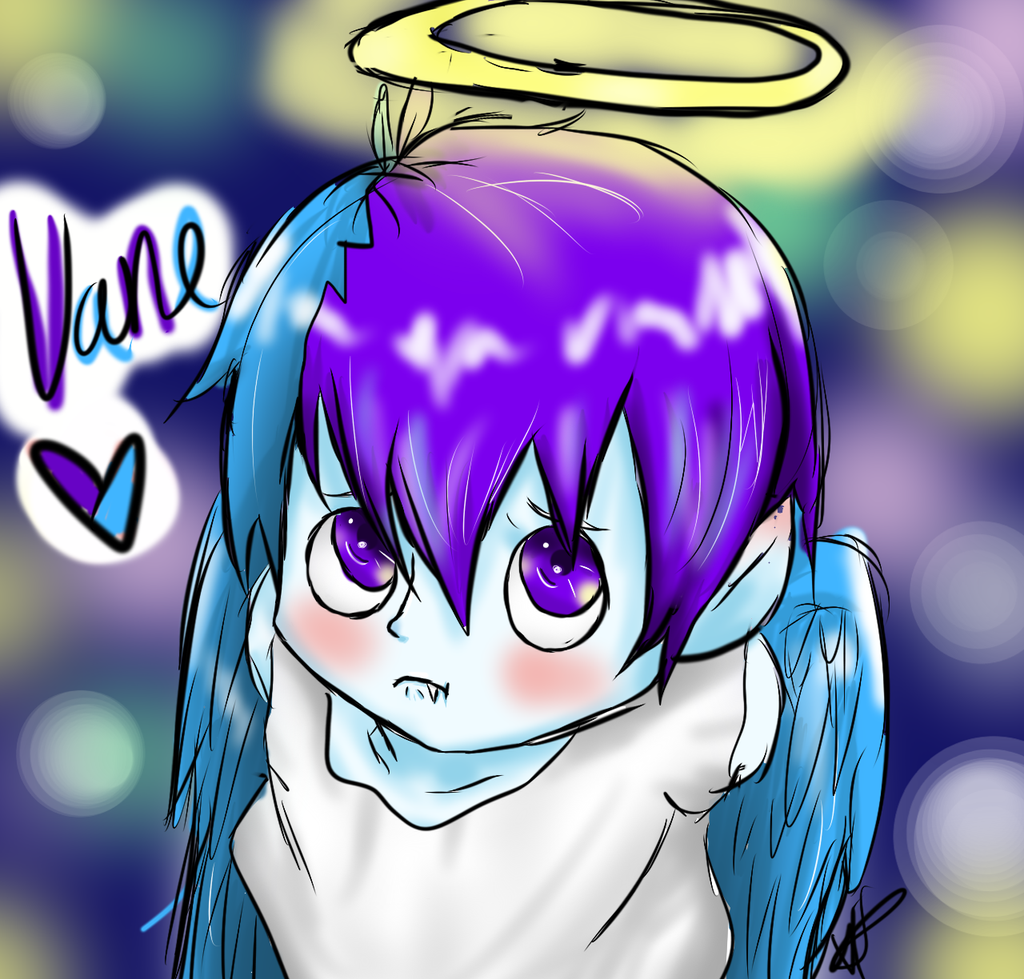 Lil' Vane by AskAngelPrincess