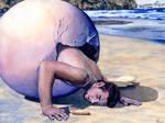Human Hatchling by egoodwinart