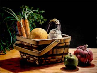 Basket Still-Life
