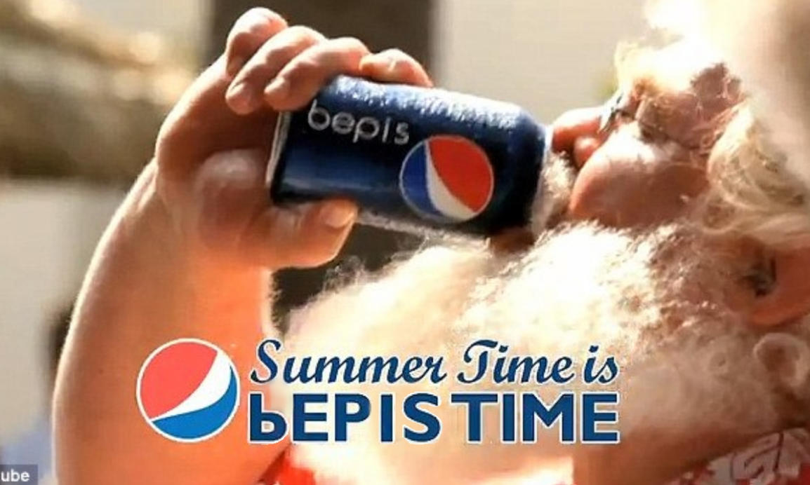 Have yourself an ice cold bepis by LionHeartDraws