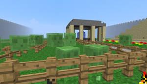Minecraft Pet Slimes