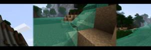Minecraft Waterfalls by MikasDA