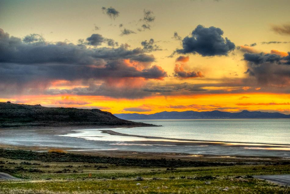 Antelope Island by yellowtail1