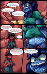 The Tiefling and the Frog - Page 2