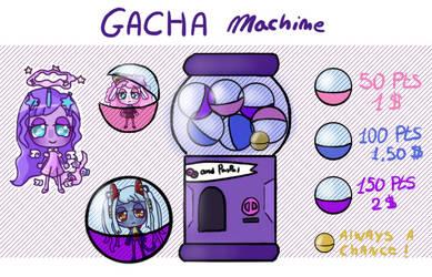 Super Cheap Gacha Machine (closed)