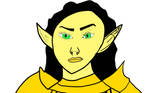 My Altmer Paladin from Skyrim