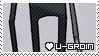 TH - U-Groin Stamp by IntroducingEmy