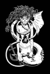 Fiji Mermaid by IntroducingEmy