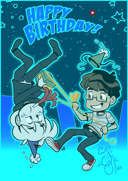 TH - Happy Birthday by IntroducingEmy
