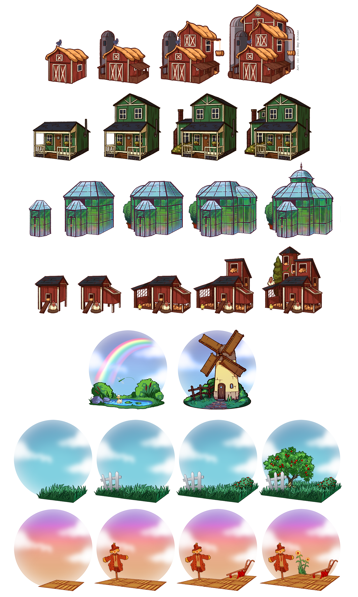 game items locations by introducingemy on deviantart