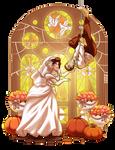 Commission - Wedding Couple