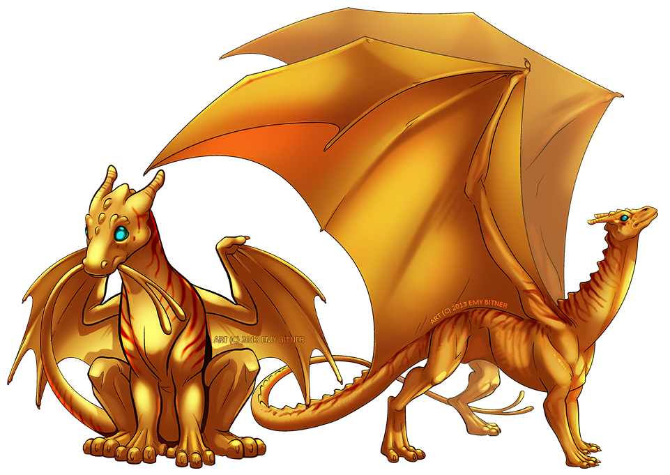 Glorie the Golden Pern_dragon_bases_by_introducingemy-d6mzj0u