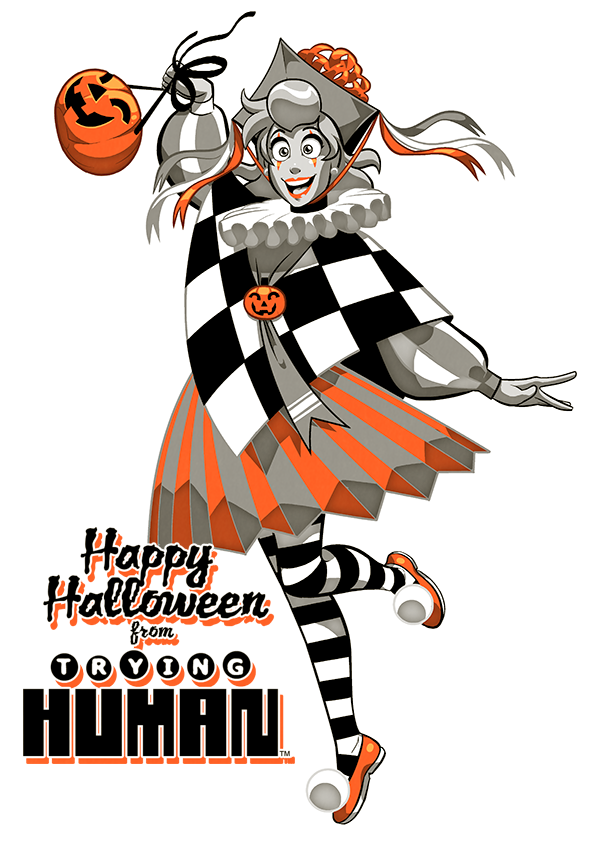 TH - Happy Halloween 2015 by IntroducingEmy