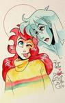 TH - Rose and Shade Watercolor