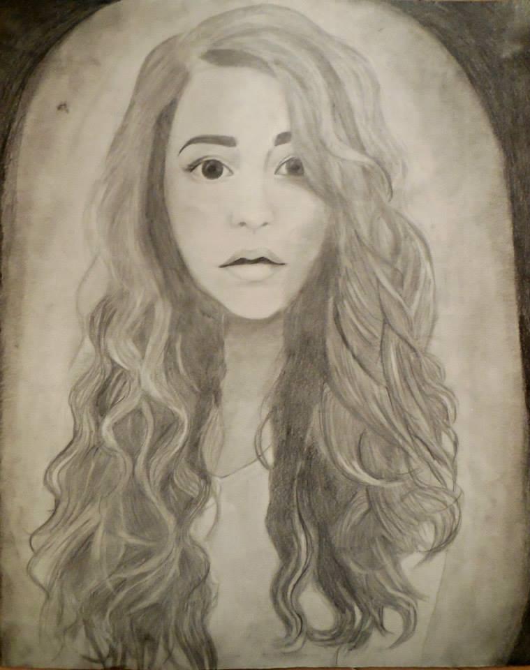 Self Portrait by Loveylulu13