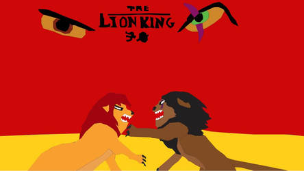 The Lion King by ofrankie12