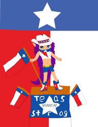 Shantae (Texas is strong like me!)