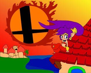 A New Day, A New opportunity! (Shantae for Smash!) by ofrankie12