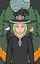 Witch by Raygcraft