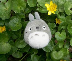 Totoro by YaoiTotoro