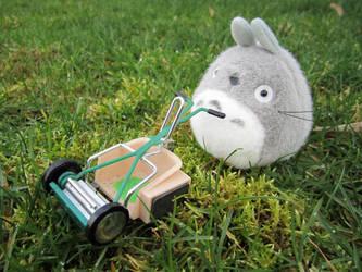 Totoro 4 by YaoiTotoro