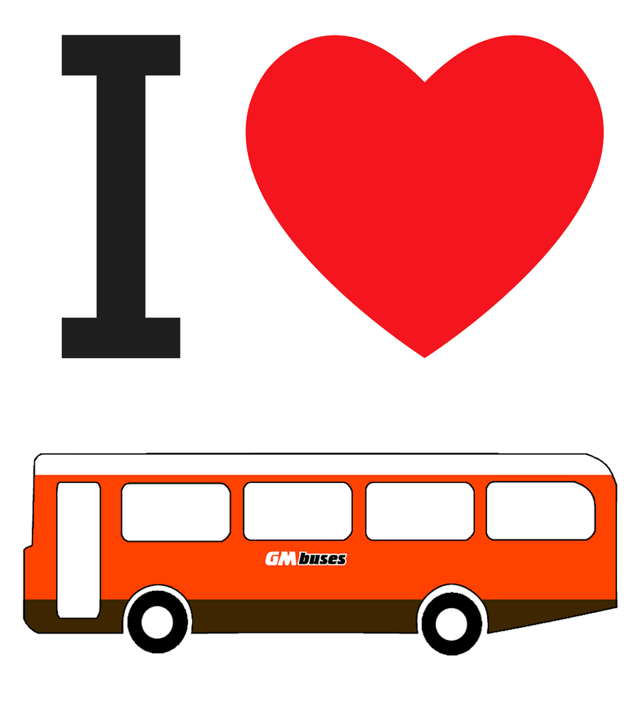 Gm Wallpaper With Love : I love GM buses by golborne-identity on DeviantArt
