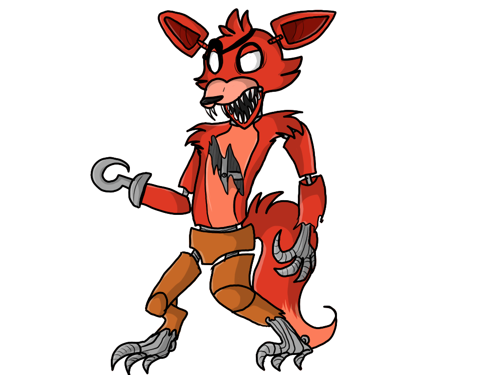 Foxy the pirate fox by candygearz d817ful png