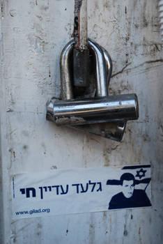 Gilad is still ALIVE
