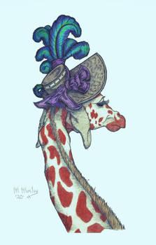 Mom's Giraffe