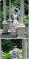 Rose Maiden Dress