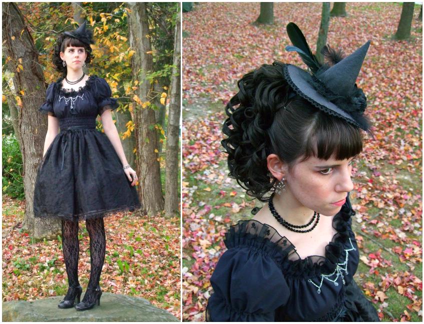 Bewitching Dress by sakurafairy