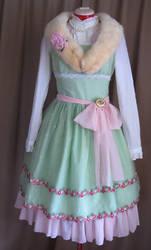 Rose Lolita Jumperskirt