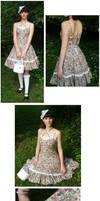Victorian Rose Lolita Dress