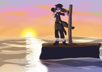 The Worst Pirate by RustyGearz